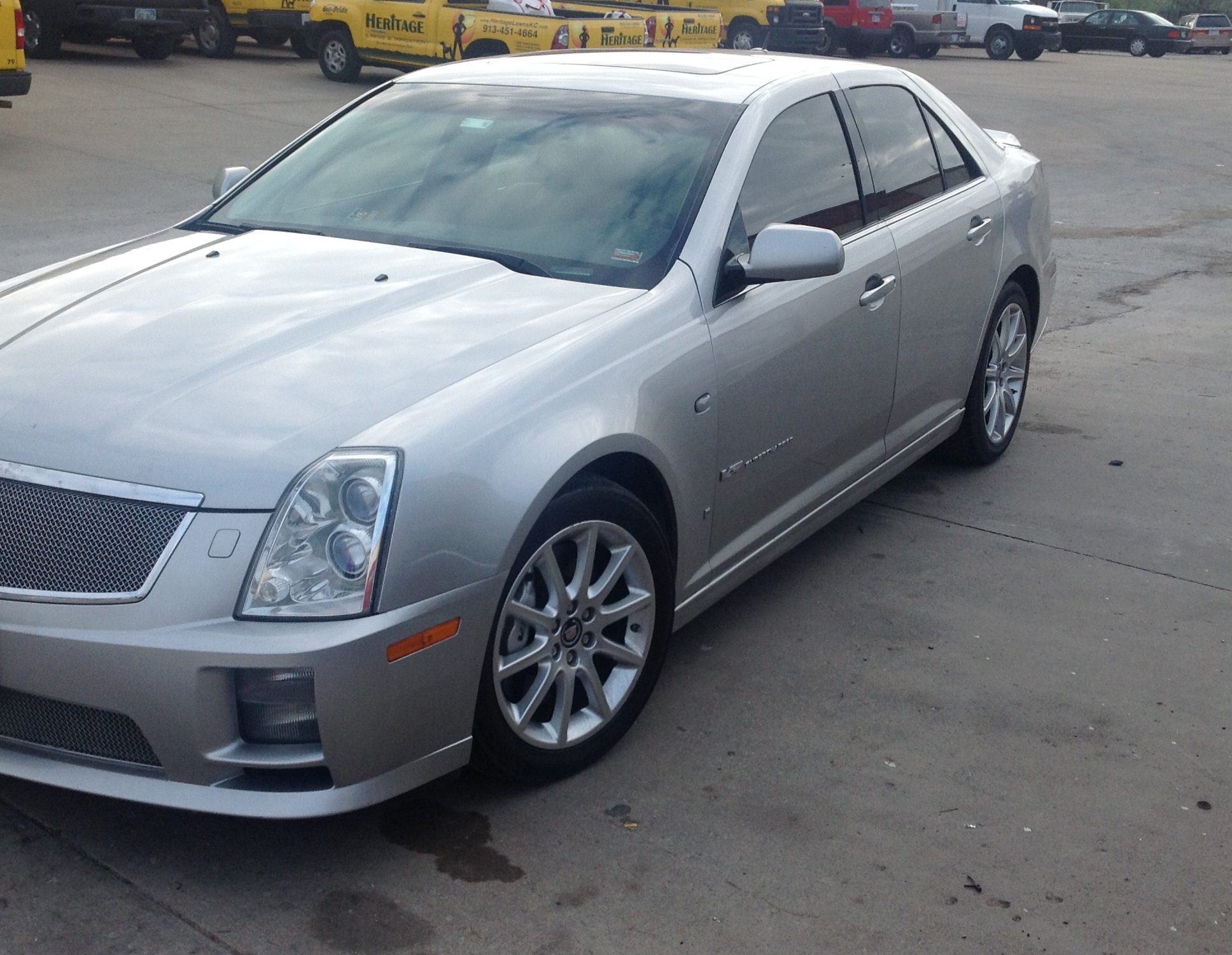 proauto dealership cts listings cadillac full dsc sts
